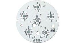 Плата D70-6E 2R-2G-2B Emitter (6x LED, 724-24)
