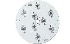 Плата D93-9E 3R-3G-3B Emitter (9x, 724-26)