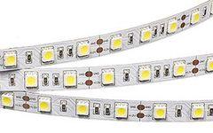 Лента RT 2-5000 12V Yellow 2x (5060, 300 LED, LUX)