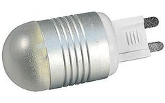 Светодиодная лампа AR-G9 2.5W 2360 Warm White 220V