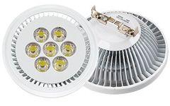 Светодиодная лампа MDSV-AR111-7x2W 35deg White 12V