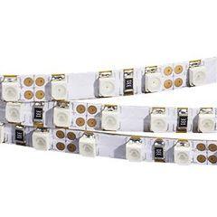 Лента RT 2-5000 12V Yellow 5mm 2x (3528, 600 LED, LUX)
