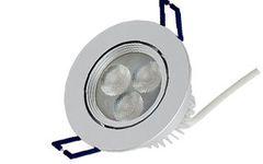 Светильник IM-85D Day White (3x3W, 220V)