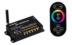 Контроллер LN-RF8B(5-24V,120-576W,ПДУ сенсор 2.4G)