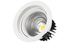 Светодиодный светильник LTD-140WH 25W Warm White 60deg