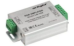 RGB-усилитель LN-12A (12-24V, 144-288W)