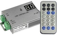 Контроллер HX-805 (2048 pix, 5-24V, SD-карта, ПДУ)
