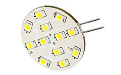 Светодиодная лампа AR-G4-12E30-12VDC White