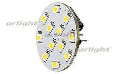Светодиодная лампа AR-G4BP-12E30-12VDC Warm White