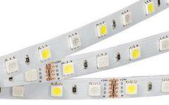 Лента RT6-5050-60 24V RGB-Warm 2x (300 LED)