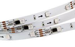 Лента DMX-5000 12V RGB (5060,150 LEDx3, DMX)