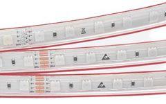 Лента RTW 2-5000PS 24V RGB 2x (5060, 300 LED, LUX)