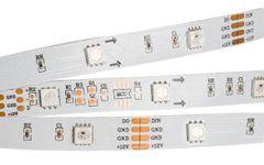 Лента SPI 2-5000-AM 12V RGB (5060, 150 LED x3, 6812)