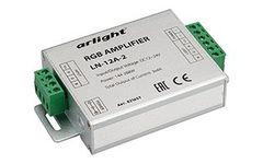 RGB-усилитель LN-12A-2 (12-24V, 144-288W)