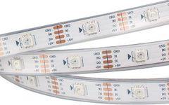 Лента SPI 2-5000P 5V RGB (5060, 150 LED x1, 2813)