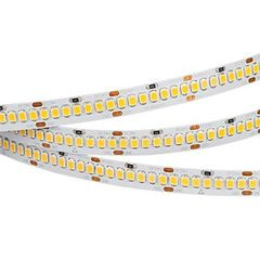 Лента RT 2-5000 24V Warm2700 10mm (2835, 252 LED~m, LUX)