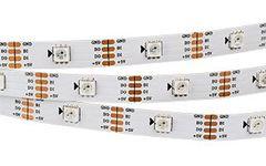 Лента SPI 2-5000SE 5V RGB (5060, 150 LED x1, 2813)