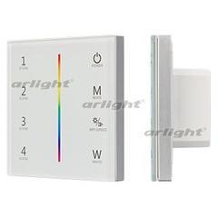 Панель Sens SMART-P22-RGBW White (12-24V, 4x3A, 2.4G)