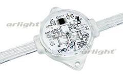 Флэш-модуль ARL-PRO-D40-3LED RGB 12V Прозрачный