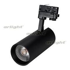 Светильник LGD-GERA-4TR-R90-30W Warm (BK, 24 deg)
